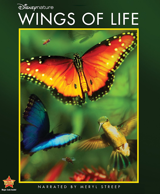 Disney Nature: Wings of Life [Latino]