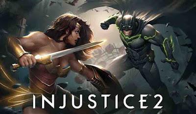 Injustice 2 v2.1.0 Mod APK2