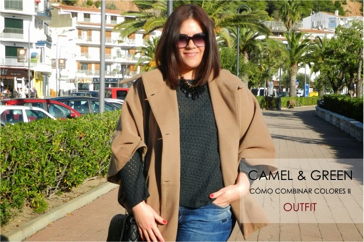 Camel & Green · Outfit