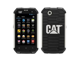hp android outbond cat s41