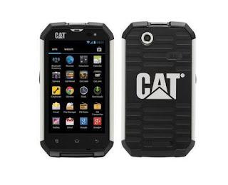 Tahan Banting!! Ngintip Smartphone Outbond Caterpillar 32GB CAT S41 dari caterpillar