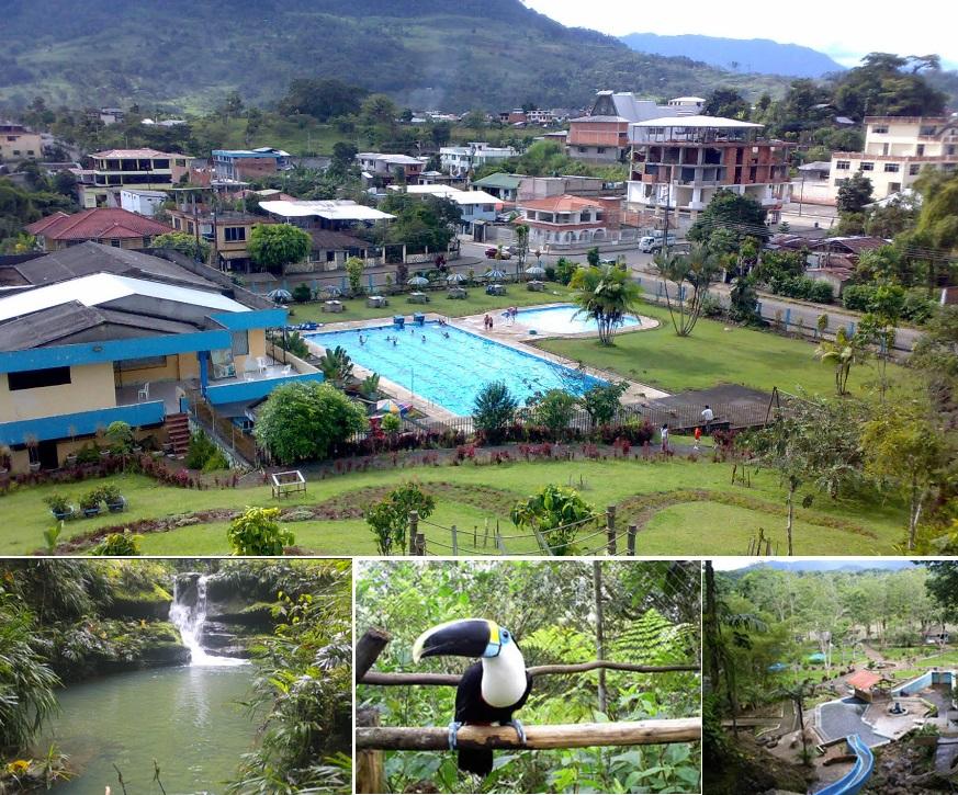Turismo en ecuador macas lugares tur sticos ecuador for Ciudad santiago villas