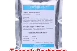 CIPROLON Antibiotik Untuk Ayam