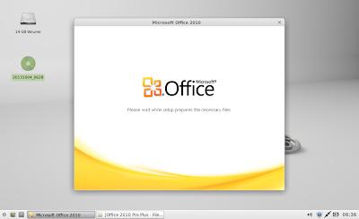 Langkah Mudah Install Microsoft Office di Linux Ubuntu/Mint/Xubuntu