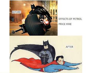 Jokes On Petrol Price Hike In Hindi