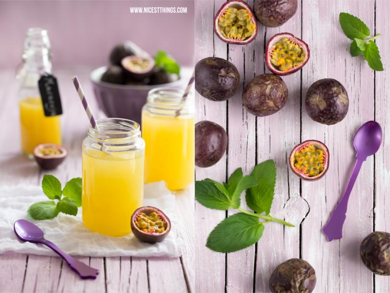 passionsfrucht gesunder nachtisch
