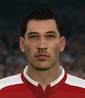 PES 2017 Faces Hector Bellerin by Sameh Momen