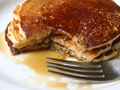 Food wishes video recipes grandma kellys good old fashioned well grandma kelly if that is your real name this recipe makes one fine stack of pancakes not too thick not too thin tender light buttery forumfinder Image collections
