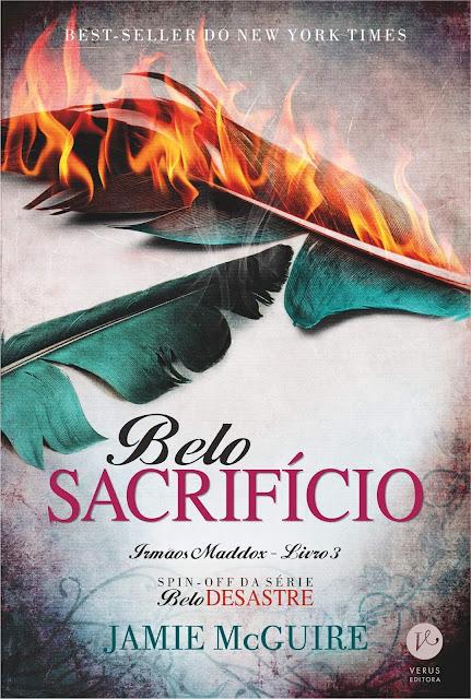 [Lançamento] Belo Sacrifício | Jamie McGuire