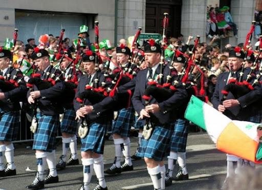танцы являются частью ирландской культуры