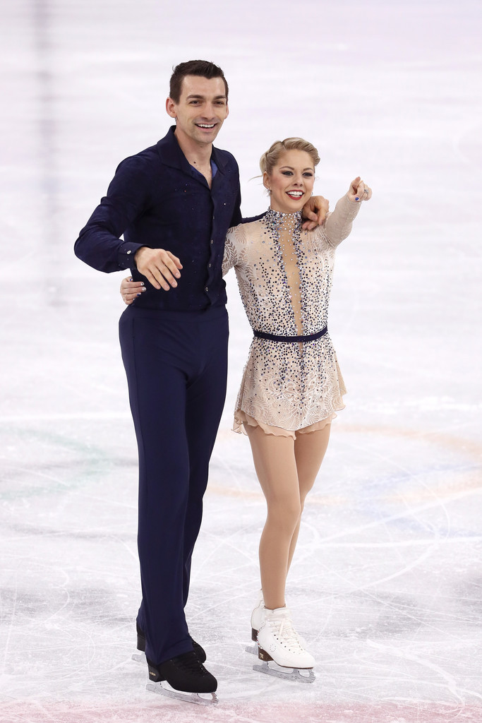 ... Christopher Knierim Short Program to Come What May (Moulin Rouge  soundtrack)--Alexa and Chris skated their Short Program wearing these  costumes above. 898156b09