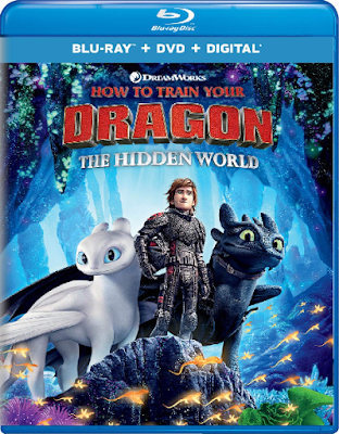 How To Train Your Dragon: The Hidden World [2018] [BD25] [Latino]