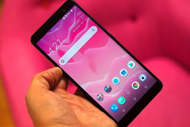 Inilah Spesifikasi HTC Desire 12 Plus, Rilis Kuartal II 2018