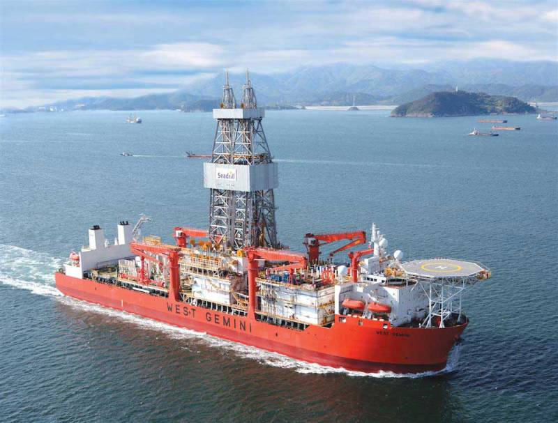 Seadrill Said to Hire Help on Debt Talks