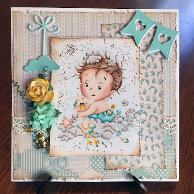 Whimsy Inspires 'New Baby'