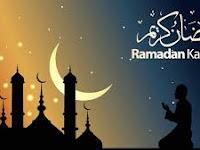 Bulan suci ramadhan, damai dunia.