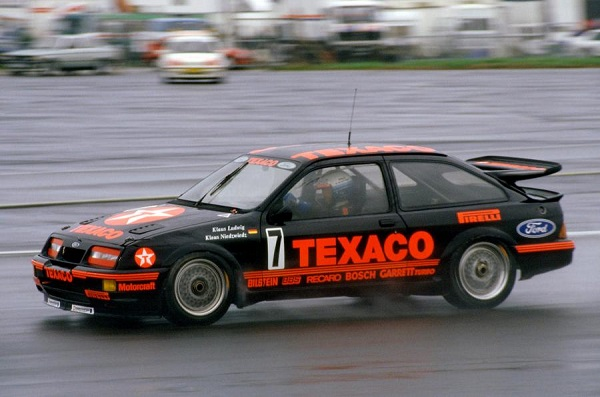 Ford Sierra RS500 Cosworth WTCC 1987