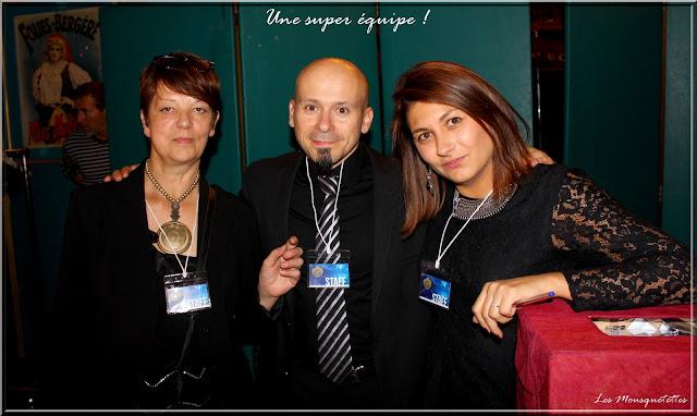 Le Staff des Victoires de la Beauté ! Blog Beauté Les Mousquetettes©