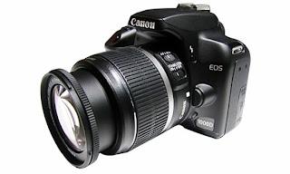 Harga dan Spesifikasi Kamera Canon EOS 1000D