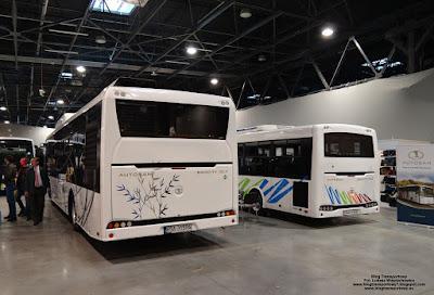 Autosany Sancity 12LF CNG i 9LE, SilesiaKOMUNIKACJA 2017