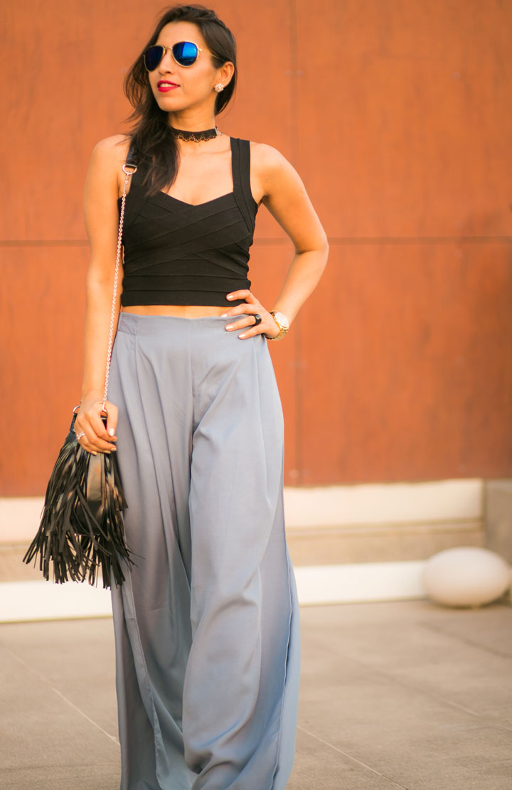 af753303ab3a2d What to wear with Palazzo Pants   Your Style Guide