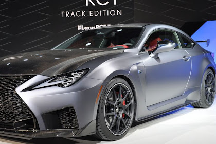 2020 Lexus RC F Track Edition Review, Specs, Price