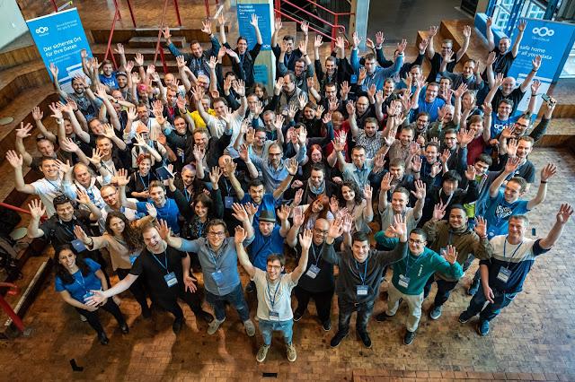 Συνέδριο Nextcloud 2019 στο Βερολίνο