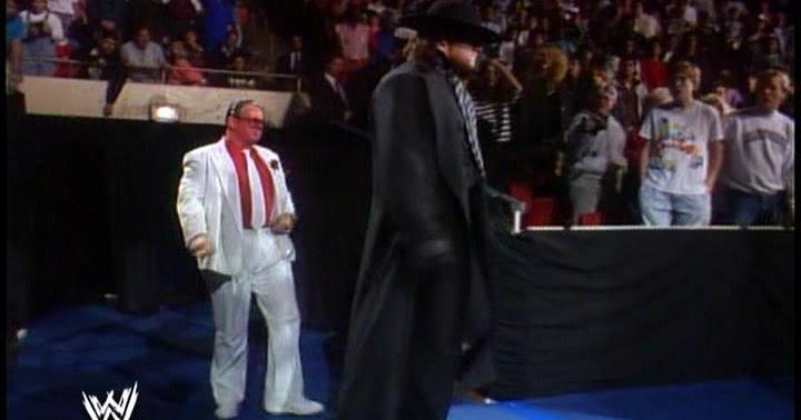 Ask the Heel: The Undertaker Make His Debut Survivor Series 1990
