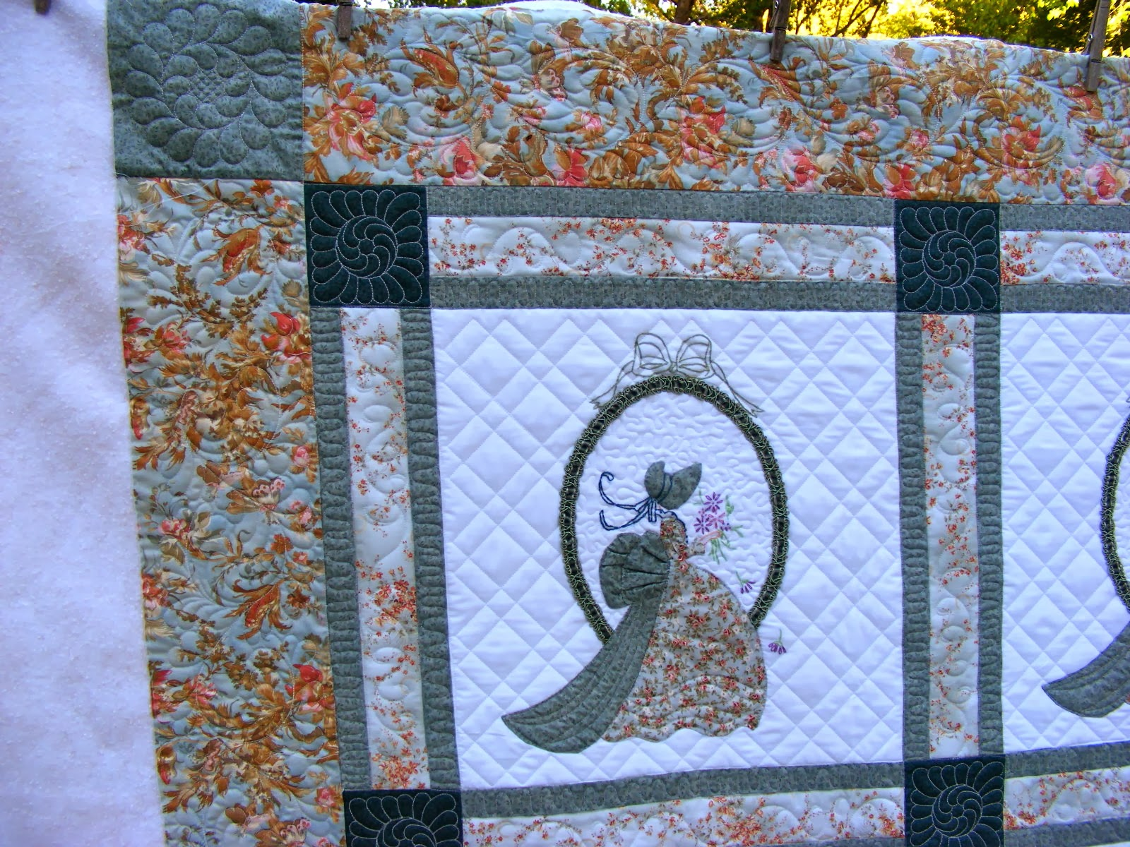 Tia Curtis Quilts A Traditional Appliqu 233 Quilt