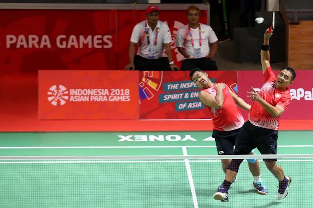 Hot News: Indonesia Menambah Enam Medali Emas di Final Badminton
