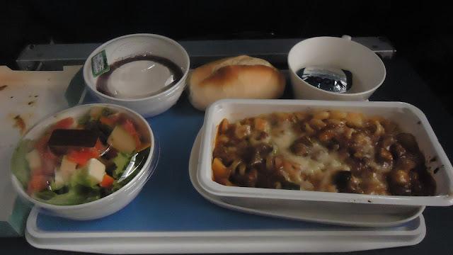 Jantar Air Europa Salvador Madri