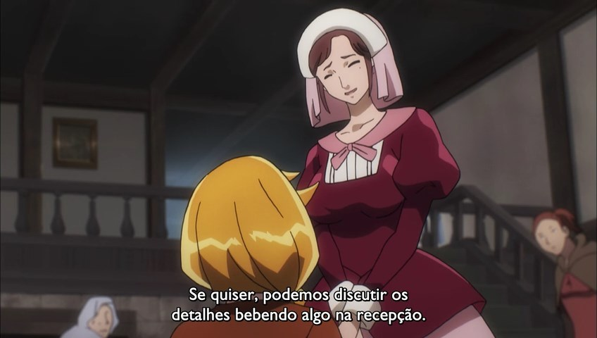 Comentando Overlord Ep 3 - Mais do arco chato, ao menos a Enri é legal