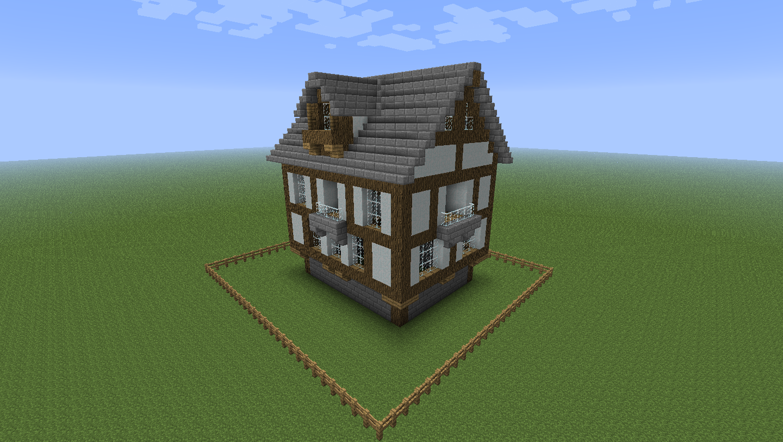 Minecraft-Housing: Big old house