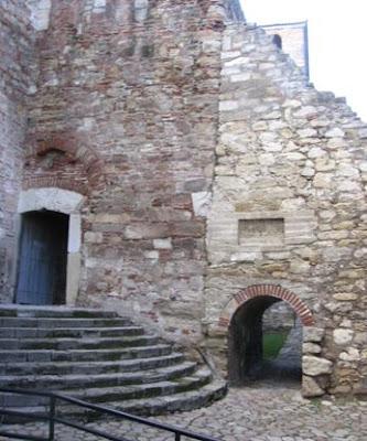 Gang de intrare in cetatea Vidin