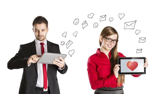 الزواج عبر وسائل التواصل الاجتماعي