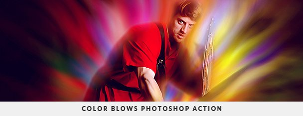 Painting 2 Photoshop Action Bundle - 72