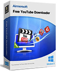 Download Aimersoft Free YouTube Downloader Offline Installer