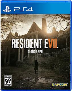 Resident Evil 7 Biohazard – PS4