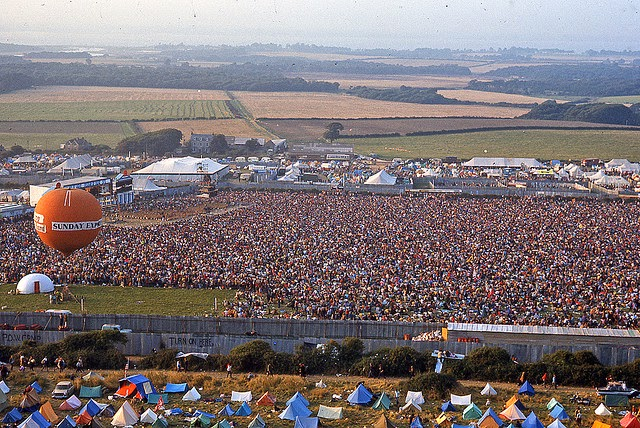 Isle Of Wight 1970