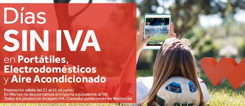 Top 15 ofertas Días sin IVA en portátiles de Worten