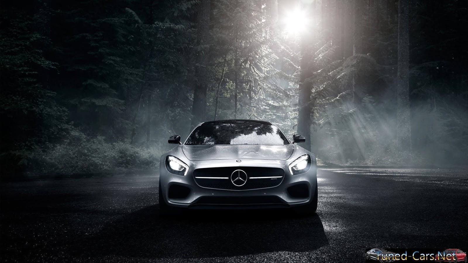 Mercedes Benz Amg Gt S 2016   Wallpaper