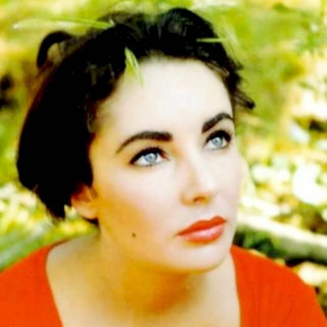 Liz Taylor.