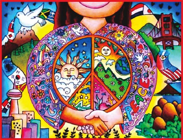 contoh-menggambar-poster-perdamaian