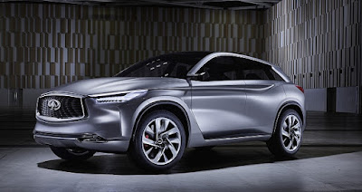 Infiniti QX70 2017 Review, Specification, Price, Concept