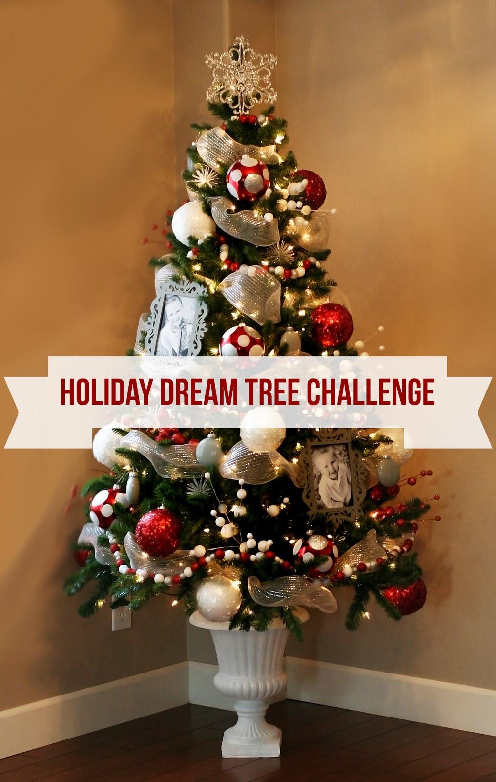 Michaels Christmas.Michaels Dream Tree Challenge Eighteen25