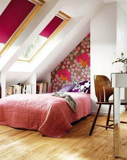Double Rooms With Sloping Ceilings 6