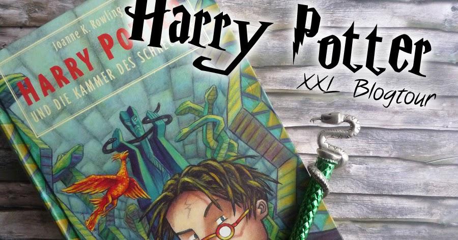 The Fantastic World Of Mine Blogtour Harry Potter Die Kammer