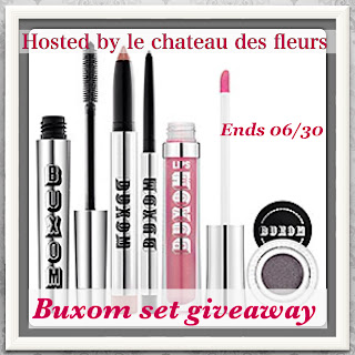 Giveaway - Buxom Headliners Collection