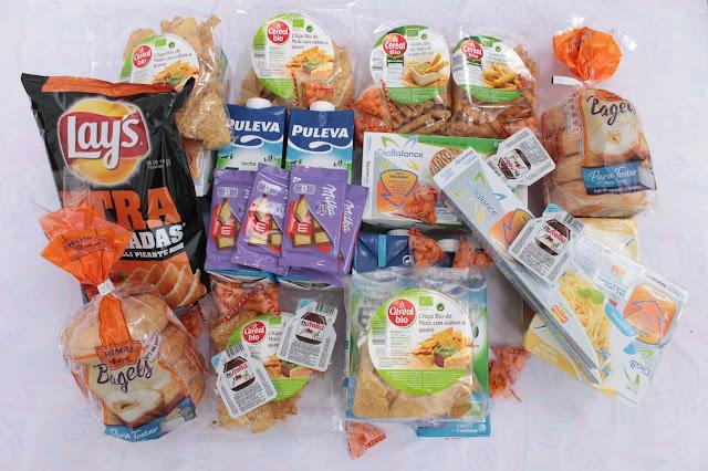 smilebox oro caja mensual comida