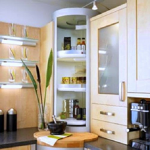 Cool Kitchen Storage